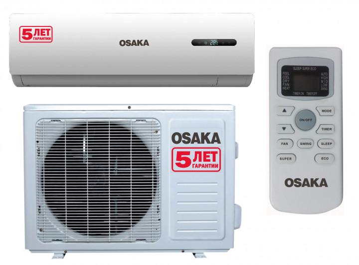 Установка кондиционера OSAKA ST-09HН