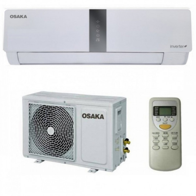 Установка кондиционера OSAKA STV-09HH INVERTER