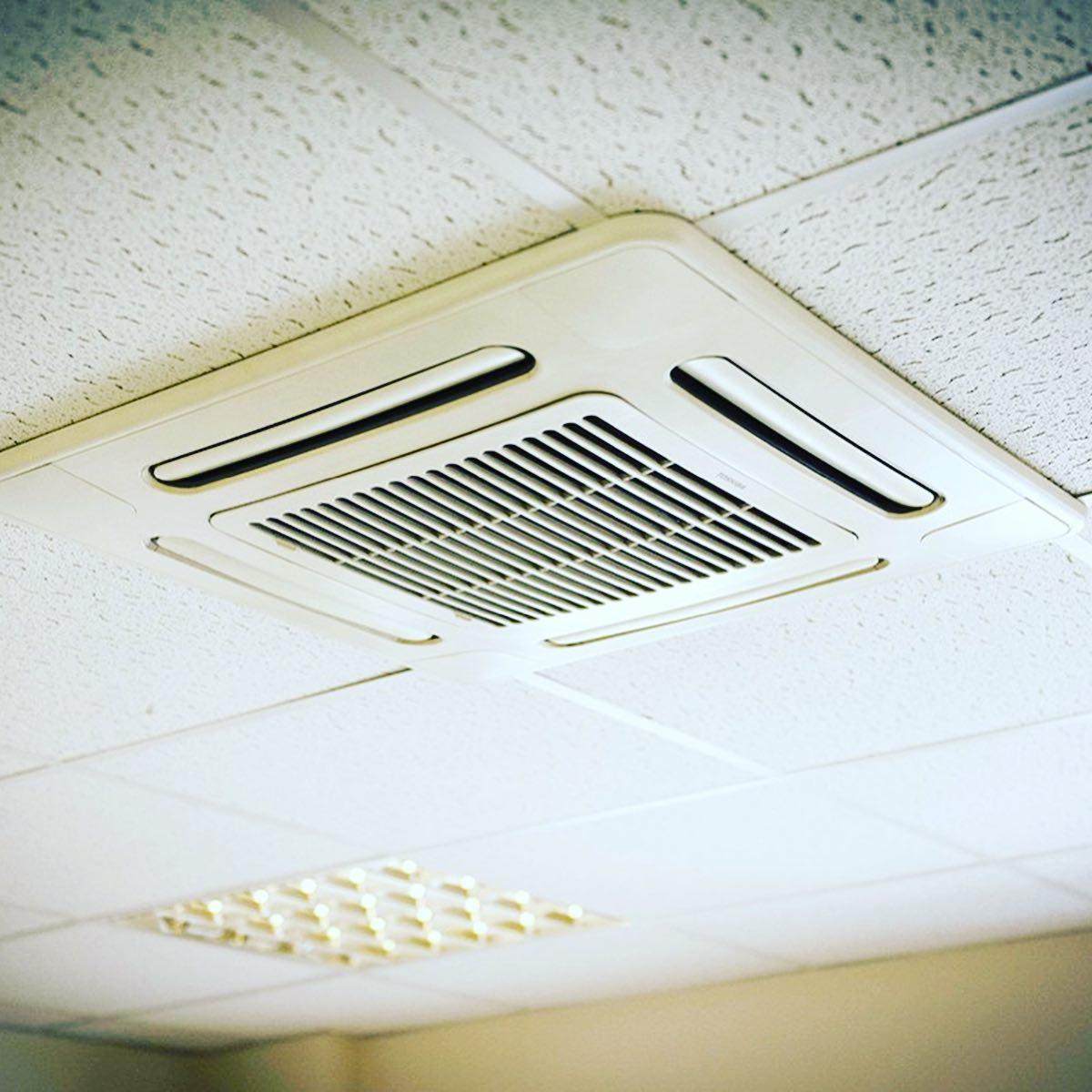 🚿Чистка и дезинфекция вентиляционной системы☢️.